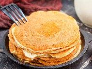 Рецепта Палачинки без яйца и мляко (с вода)
